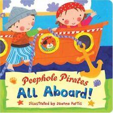 All Aboard (Peephole Pirates),Joanne Partis