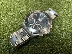 Tag Heuer AQUARACER  REGATTA chronograph CALIBRE S CAF7111