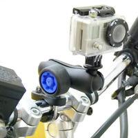 U-Bolt Supporto Manubrio & Sicurezza Pin-Lock 7.6cm Braccio Per GoPro Hero