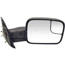 For Dodge Ram 1500 2500 3500 Passanger Right Manual Door Mirror Dorman 955-491