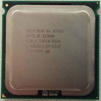 Intel Xeon X3363 SLBC3 Quad Core 2.83Ghz 12MB Cache LGA771 Processor CPU