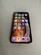 Apple iPhone Xs Max - 64Gb - Gold - Unlocked/Boost Mobile A1921 (Cdma + Gsm)
