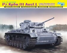 1/35 Dragon Pz.Kpfw.III Ausf.L Late Production w/Winterketten #6387