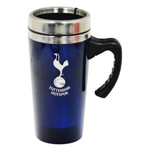 Football Club Aluminium Travel Mug Official Merchandise 450ML Hot Cold Blue