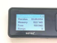 SanDisk Sansa C200/C250 2GB FM/MP3/Voice/Photo Player w/microSD slot