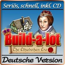 Build-a-lot 5 - The Elizabethan Era DELUXE - PC - Windows XP / VISTA / 7 / 8