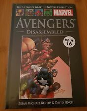 Ultimate Graphic Novels Collection Marvel Avengers Disassembled Issue 16