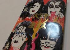 KISS Rock Goods Collection Book Vintage Toys Figures Tour Items