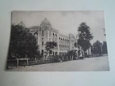 Vintage Postcard Central Offices, Poona (India)      §A1655
