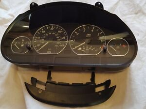 BMW E46 3 Series 2002-06 330Ci Coupe Or Convertible Instrument Cluster Euro Spec