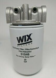 "Hydraulic head & Filter Kit suit Log Splitter 3/4"" BSP WIX Screw On 51546"