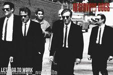 Reservoir Dogs Movie Poster (61x91cm) Lets Go Tarantino Licensed Art