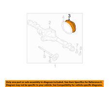 2002-2009 TRAILBLAZER ENVOY REAR DIFFERENTIAL PUMPKIN COVER NEW GM # 12479379