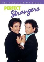 Perfect Strangers Season 5 Series Five Fifth (Bronson Pinchot) New DVD