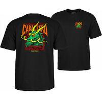 Powell Peralta Steve Caballero Street Dragon Skateboard T-Shirt Black M L XL 2XL
