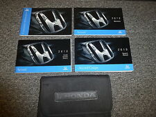 2010 Honda Accord Coupe Owner Owner's User Guide Manual Book EX EX-L LX-Sport