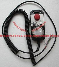 HEDSS 6  AXIS CNC Pendant 100 MPG JOG Encoder ISMM1474 5V TTL Line driver