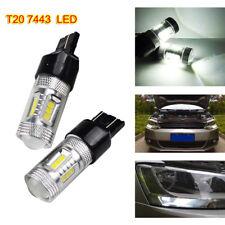 2x SAMSUNG T20 582 LED 7440 7443 W21W W21/5W Standlicht Tagfahrlicht Bremslicht