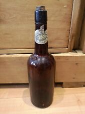 Antique Whiskey Bottle Part Label Gooderham & Worts Special Canadian Rye Whisky