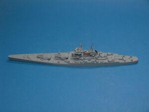 1 : 1250  Schlachtschiff Richelieu