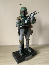 Star Wars Hot Toys ESB Boba Fett 1:6 Scale Figure Sideshow