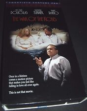 The War of the Roses (VHS, 1996) Michael Douglas Danny Devito