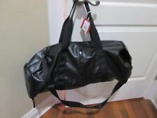MOSSIMO black TOTEBAG gymbag WEEKENDER BLACK BRAND NEW