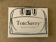Tote SavvyOriginal 11-Pocket Diaper Bag Insert Purse Organizer Almond