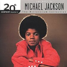MICHAEL JACKSON CD - BEST OF: THE MILLENNIUM COLLECTION (2000) - NEW UNOPENED