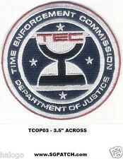 TIME COP ENFORCEMENT PATCH - TCOP03