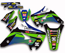 1996 1997 1998 KAWASAKI KX 125 250 KX250 KX125 GRAPHICS RIDGELINE BIKE MX DECALS