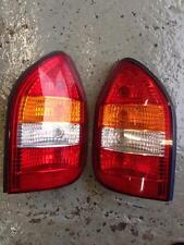 Zafira GSI Turbo Rear Lights Pair