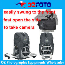 Brand New! FANCIER WB-9028 DSLR Camera Lens backpack with Covers