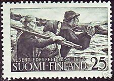 Albert Edelfelt Painter Artist Finland MNH 1954