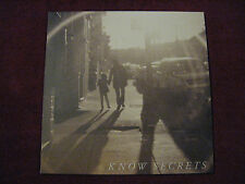 "KNOW SECRETS 12"" LP Punch Loma Prieta Static Thought Great Apes"