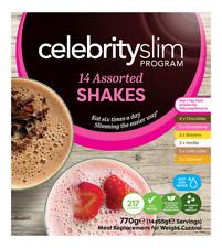 Celebrity Slim Assorted Shakes 7 day 14 sachets   Chemist 2 Customer