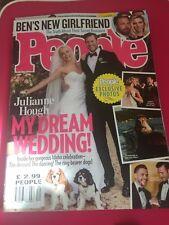 People Magazine July 24 2017 JULIANNE HOUGH My Dream Wedding! Brooks Laich