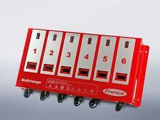 Caricabatteria dispositivo di prova FRONIUS acctiva MULTICHARGER 06 Nuovo/Scatola Originale