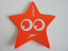 Tauchscheibe Schwimmen Training SPEEDO orange STern ca 17 x 15 cm