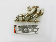 OBX T4 Turbo Header Manifold For 1989 To 1999 Talon Eclipse 4G63T 1G 2G