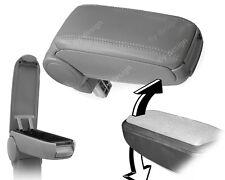 VW Passat B5 3B Center Armrest Arm Rest Arm Rest Arm Rest Leather Grey