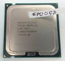 CPU / Processeur Intel Core 2 Duo E4500 SLA95 - Socket LGA775 - 2.2 Ghz - 2 Mo
