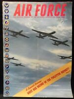 Air Force Magazine AFA Aviation Journal April 1949 The Finletter Report