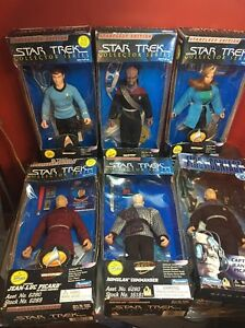 Star Trek Collector Series Federation Edition  early Series Edition RARE Lot 6
