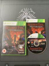 Resident Evil Operation Raccoon City-Xbox 360