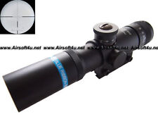 New Tactical BEEMAN SS2 Blue Ribbon 4x21 AO Scope w/ 11mm Dovetail-Free shipping