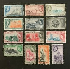 Barbados Stamps Used