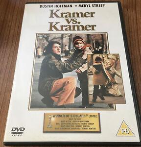 Kramer vs Kramer DVD (2012) Dustin Hoffman Cert PG Region 2 UK Amazing Value