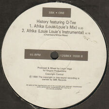 HISTOIRE - Afrika (Love And Laughter Remix) - 1990 SBK Records Uk - 12SBKX 7008