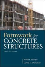 Formwork For Concrete Structures: By Garold (Gary) Oberlender, Robert Peurifoy